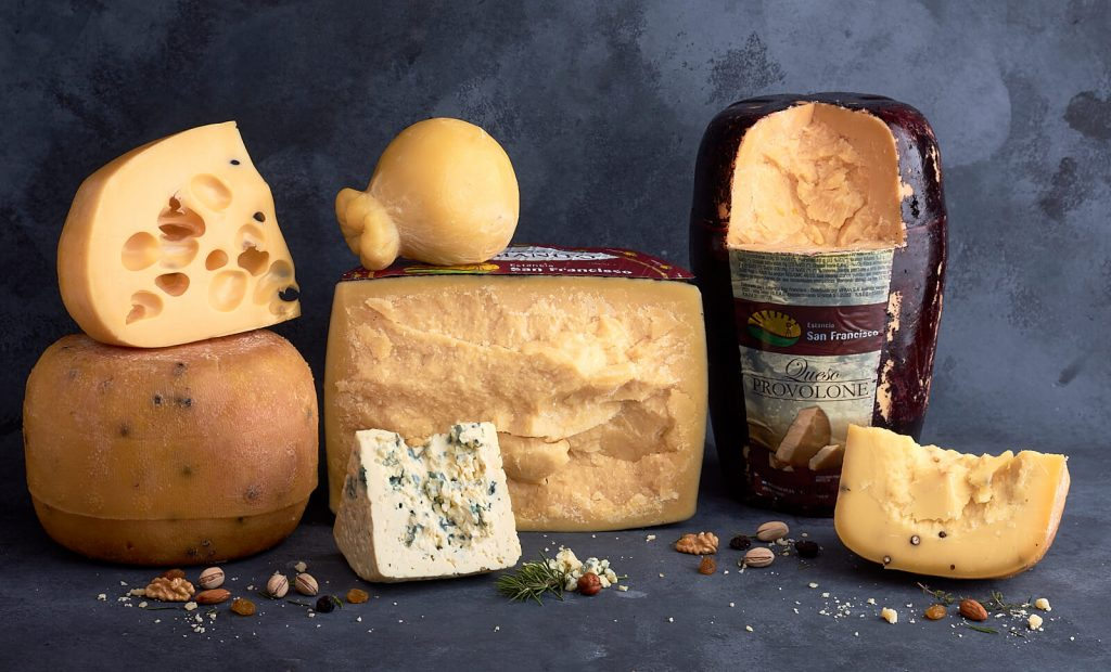 queso provolone estancia san francisco
