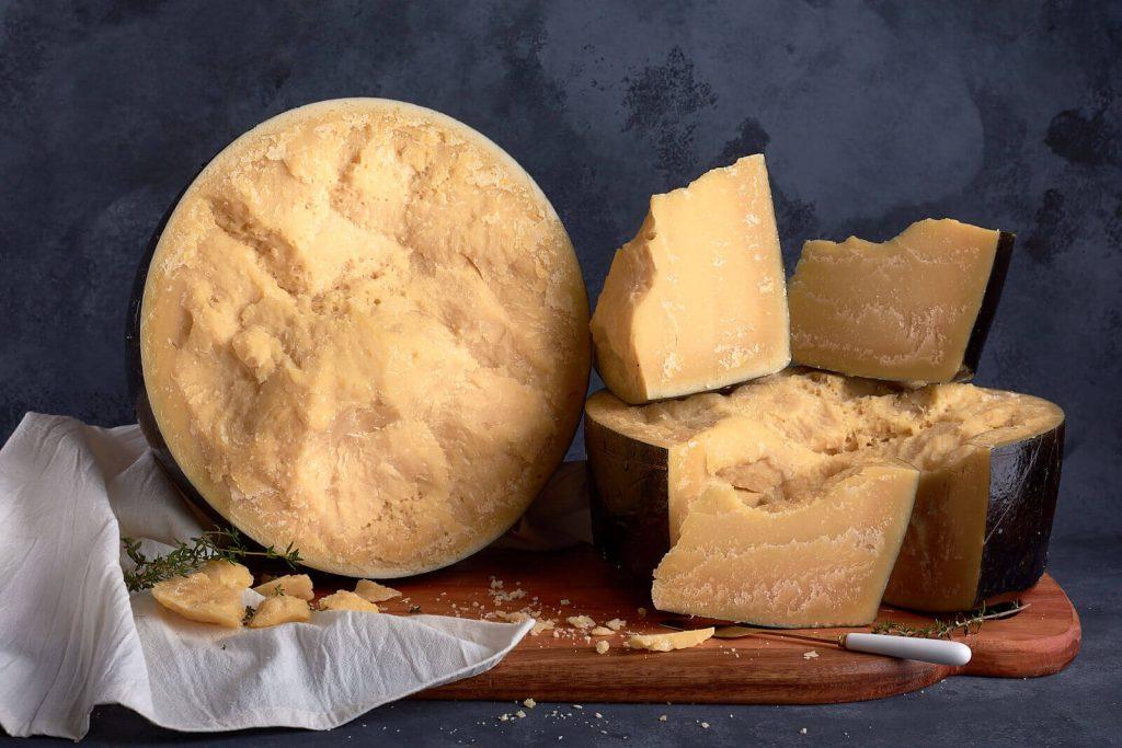 queso reggianito estancia san francisco