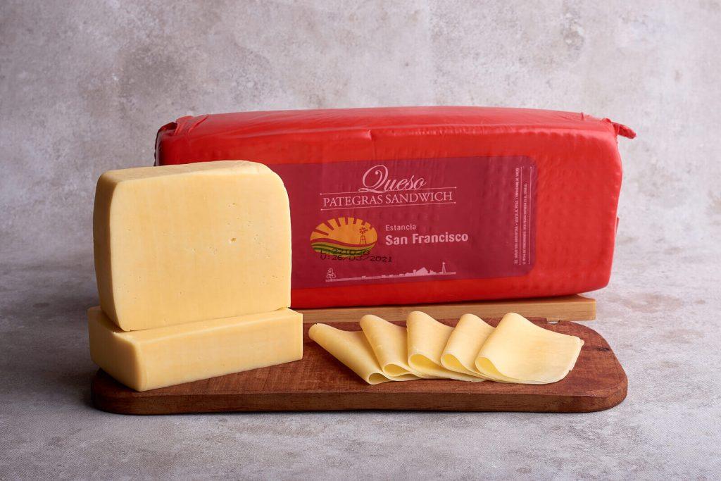queso tybo estancia san francisco